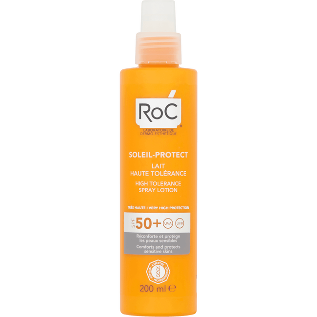 Roc Soleil Protect High Tolerance Spray Lotion Spf50+