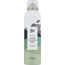 Etos Journey Of Beauty White Tea & Rice Milk Shower Foam