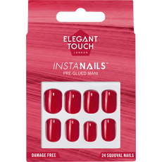 Elegant Touch Instanails Born Red-y
