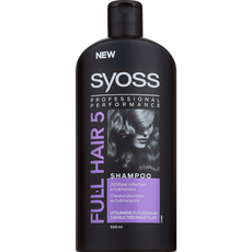 Syoss Full Hair 5 Shampoo