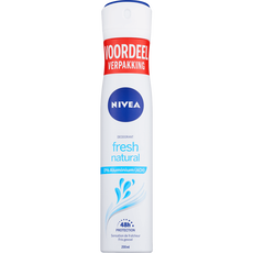 NIVEA Fresh Natural Deodorant Spray