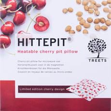 Hittepit® Cherry Pit Pillow Red Cherry