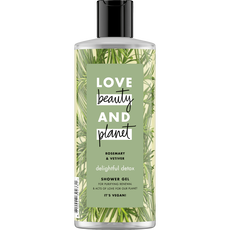 Love Beauty And Planet Rosemary & Vetiver Delightful Detox Showergel
