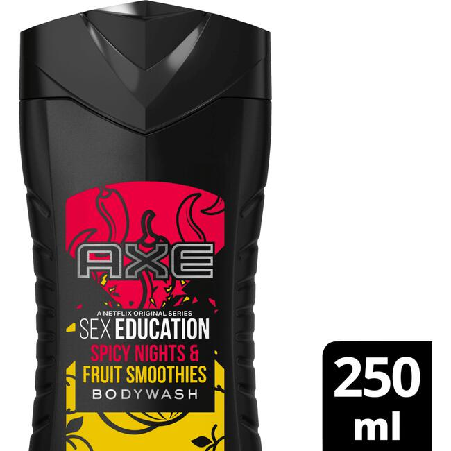AXE Spicy Nights & Fruit Smoothies Showergel 250 ml