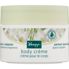 Kneipp Bodycreme Patchouli Pot