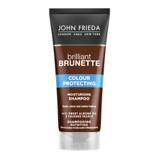 John Frieda Brilliant Brunette Colour Protecting Moisturising Shampoo 50ML