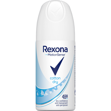 Rexona Women Cotton Dry Deodorant Spray Mini
