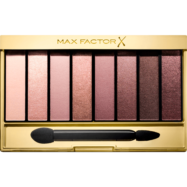 Max Factor Masterpiece Nude Palette Eye Shadows - 003 Rose Nudes