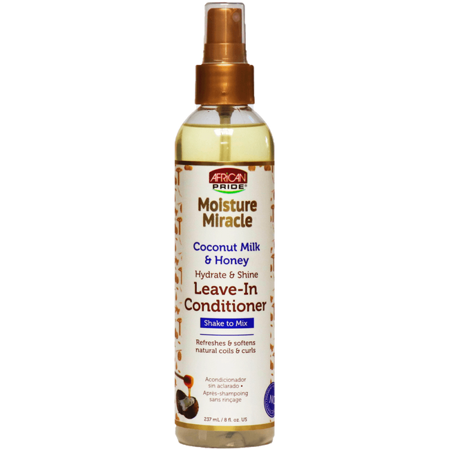 African Pride Moisture Miracle Leave-In Spray