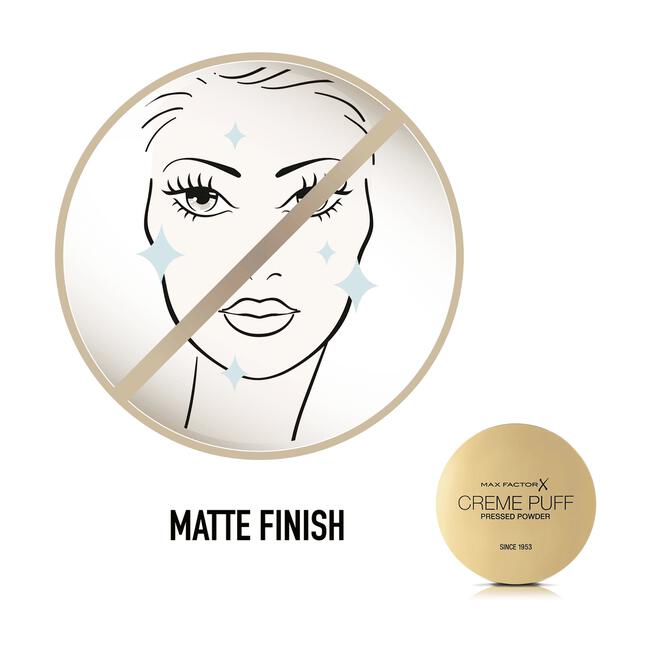 Max Factor Crème Puff Powder 055 Candle Glow