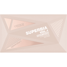 Catrice Superbia Vol. 1 Warm Copper Eyeshadow Edition 010 Bronze Upon A Dream