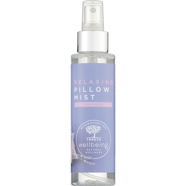 Treets Wellbeing Pillow Mist