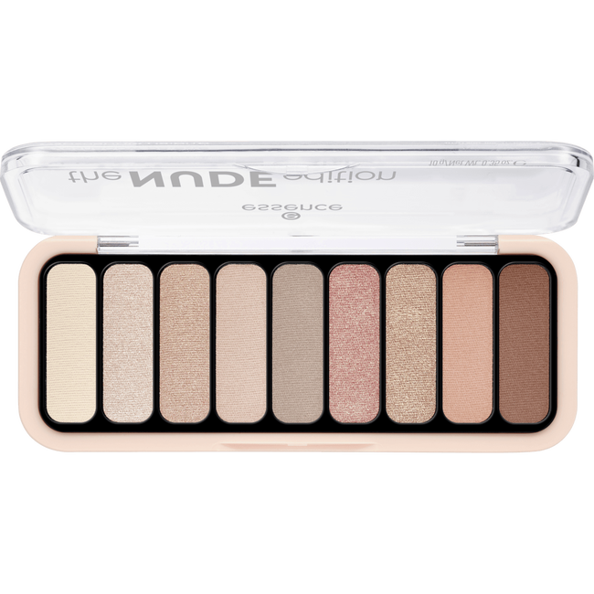 essence the NUDE edition eyeshadow palette 10 Pretty In Nude