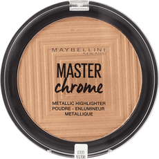 Maybelline Facestudio Master Chrome Metallic Highlighter 100 Molten Gold