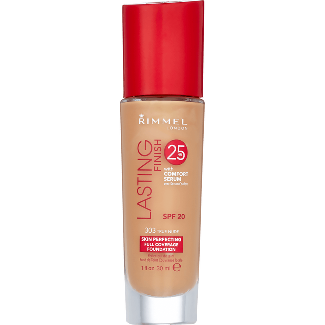 Rimmel London Lasting Finish Foundation - 303 True Nude