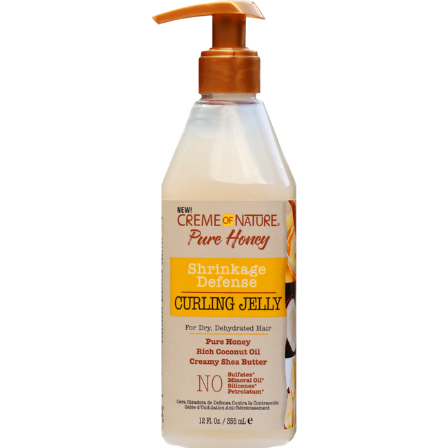 Creme Of Nature Pure Honey Curling Jelly