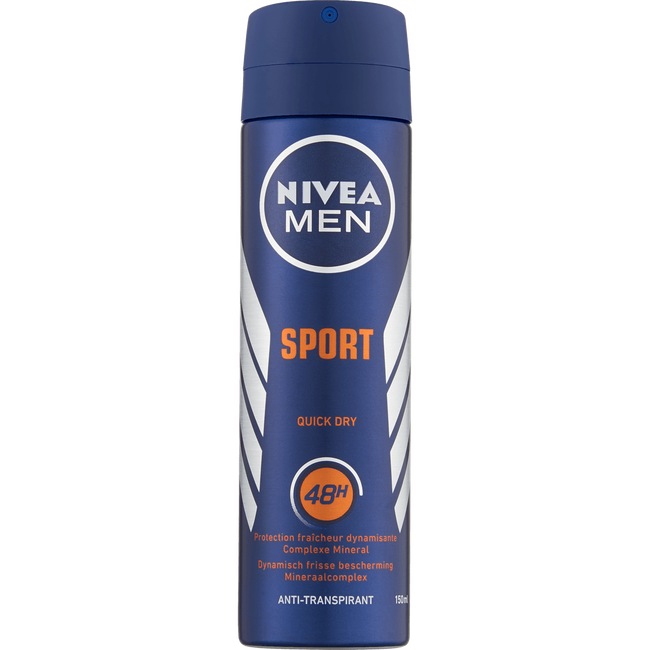 NIVEA MEN Sport Deodorant Spray