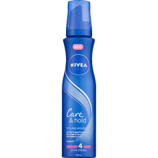 Nivea Care & Hold Haarmousse
