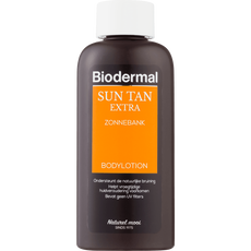 Biodermal Sun Tan Extra Zonnebank Bodylotion