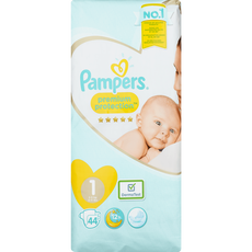 Pampers Premium Protection Luiers 1