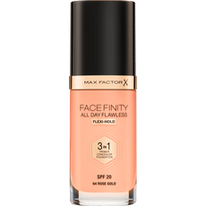 Max Factor Facefinity 3-in-1 All Day Flawless Foundation 064 Rose Gold