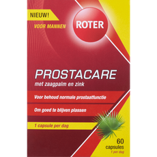 Roter Voedingssupplement Prostacare