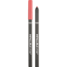 L'Oréal Paris Make-Up Designer Infallible Longwear Lip Liner - 102 Darling Pink - Lippotlood