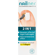 Nailner Repair Kalknagelkwastje 2-in-1