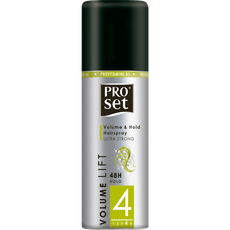 Proset Volume Lift Style & Care Hairspray Mini