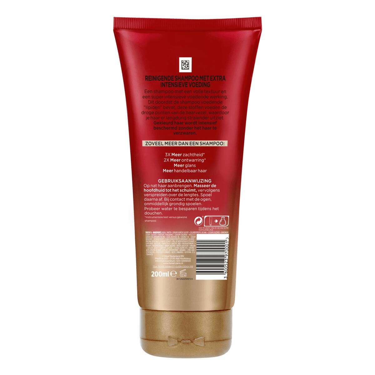 L'Oréal Paris Elvive More Than Shampoo Color Vive voor gekleurd haar 200 ML