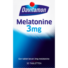 Davitamon Melatonine 3Mg