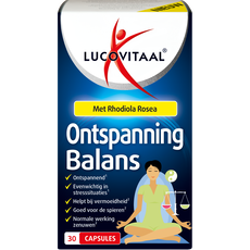 Lucovitaal Ontspanning balans 30 capsules