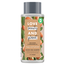 Love Beauty And Planet Shea Butter & Sandalwood Shampoo 400 ML