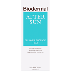 Biodermal After Sun Bruinverlengende Melk