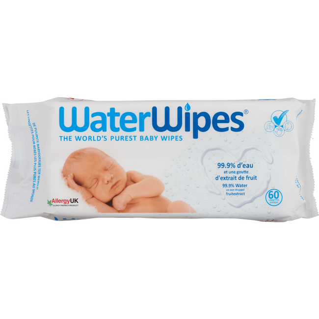 Waterwipes Baby Wipes