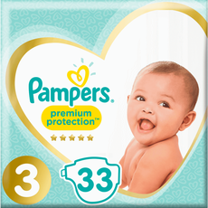 Pampers Premium Protection Luiers 3