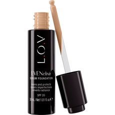 L.O.V Evenelixer Serum Foundation 035 Sand Perfect