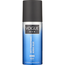 Vogue Men Nordic Blue Anti-Transpirant Spray