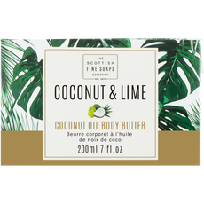 Scottish Fine Soaps Coconut&Lime Body Butter Jar