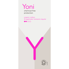 Yoni Applicator Tampons Regular