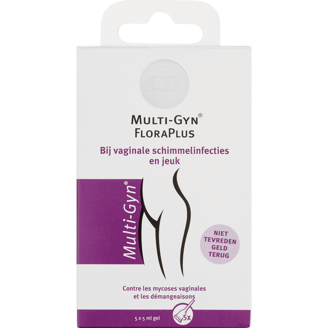 Multi-gyn FloraPlus Prebiotic Vaginal Gel