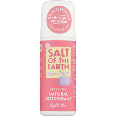 Salt of the Earth Pure Aura Natural Deodorant Roll-On