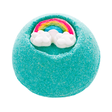 Treets Bubble Bath Fizzer Rainbow