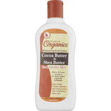 Ultimate Organics Cocoa Shea Butter Body Lotion