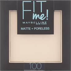 Maybelline Fit Me Matte & Poreless Powder 100 Warm Ivory