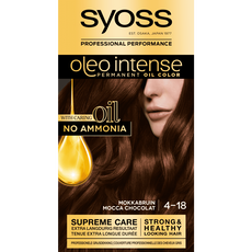Syoss Oleo Intense Permanent Oil Color 4-18 Mokkabruin
