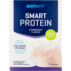 Body & Fit Smart Protein Strawberry Cream