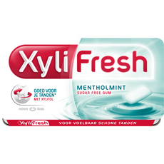 Xylifresh Ment Sf Gum