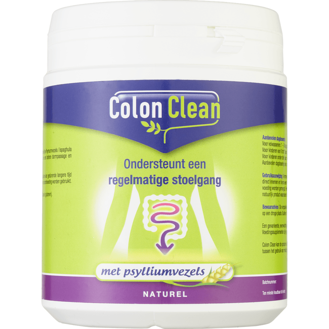 Colon Clean Naturel Voedingssupplement