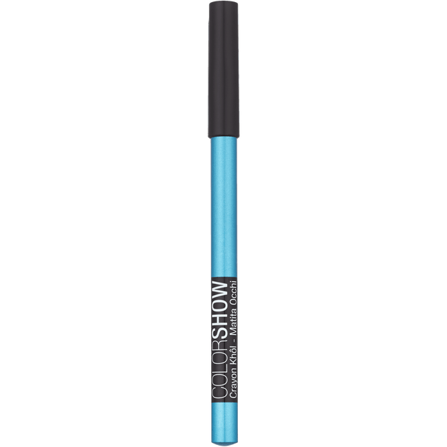 Maybelline Color Show Oogpotlood 210 Turquoise Flash